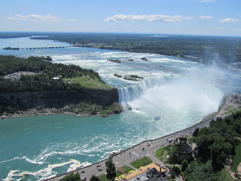 Niagara Falls Vs Iguazu Falls Two Of The Best Water Falls