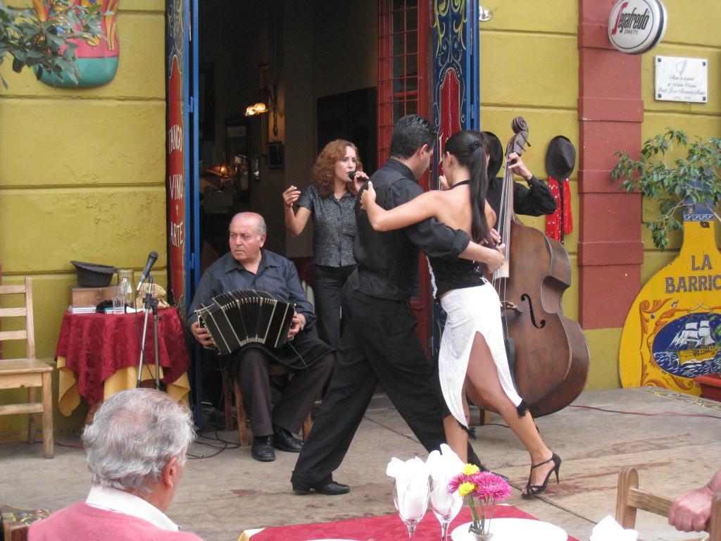 la boca, tango, argentina