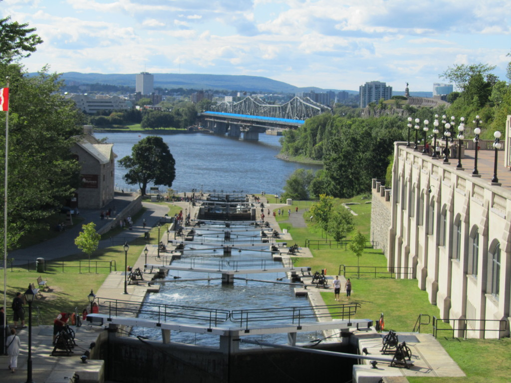 The rideau canal, ottawa canal, things to do in ottawa