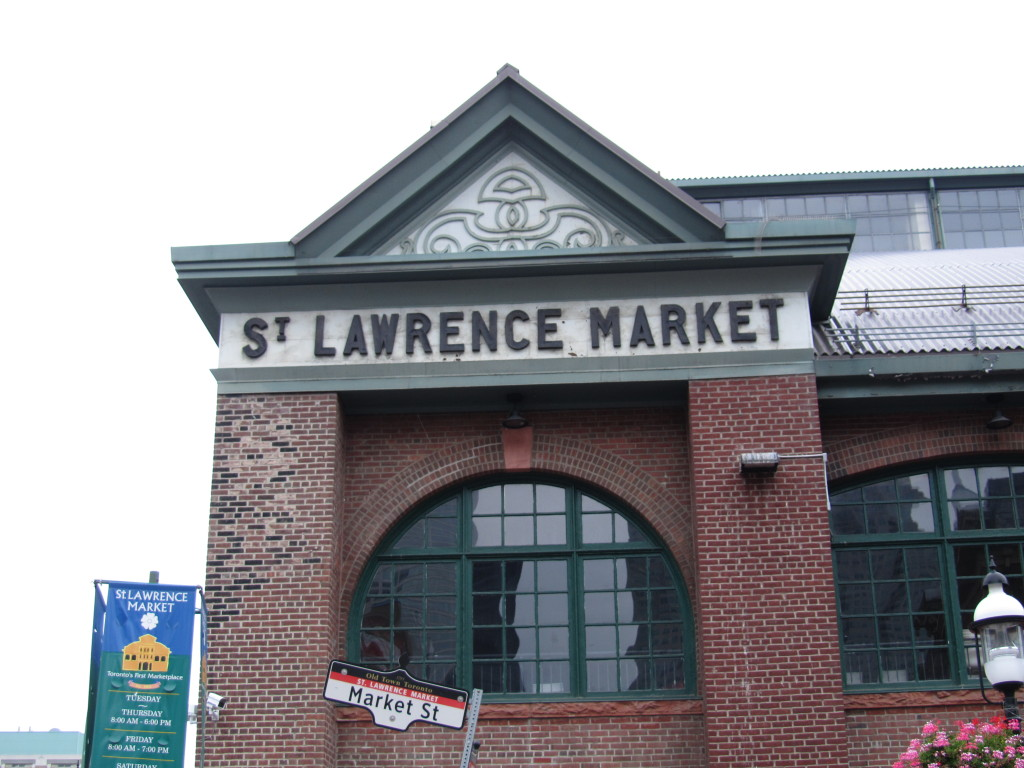 St. Lawrence Market, things to do in toronto, downtown toronto